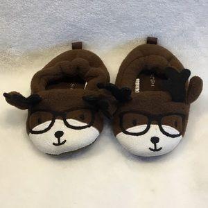 4/25$ 🦋 Joe fresh baby slippers NWOT